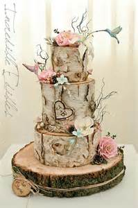 kuchen aus holz 20 rustic country wedding cakes for the fall wedding