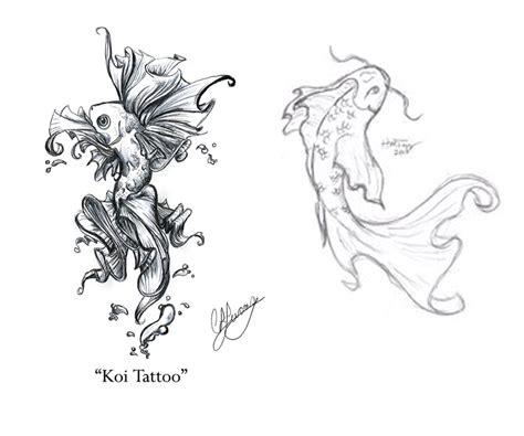 japanische koi tattoo vorlagen geniale schattierungen auch in farbe f 252 r japanische
