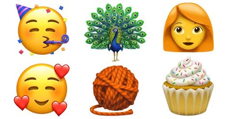 new iphone emojis here are the 70 new emoji coming to ios