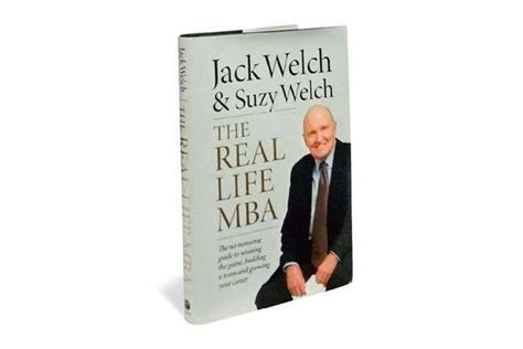 Welch Mba Book by Book Extract The Real Mba Livemint
