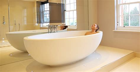 Classic Bathroom Design by Luxury Freestanding Baths Natural Stone Baths