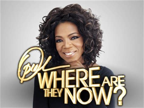 oprah winfrey where are they now oprah quot where are they now quot eric nies iona nies
