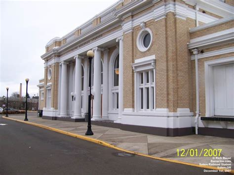 oregon stations depots and infrastructures barraclou