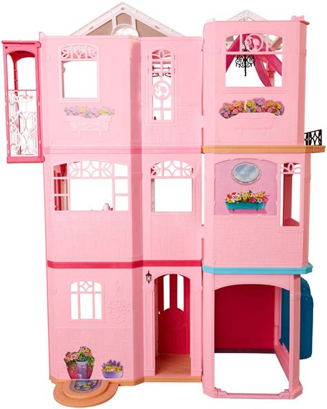 barbie doll dream house games new barbie dolls and playsets available on amazon dreamhouse malibu ave fashionistas
