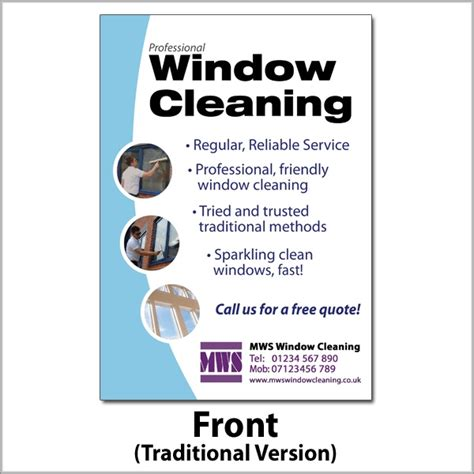 free cleaning flyer templates free window cleaning quote template image quotes at