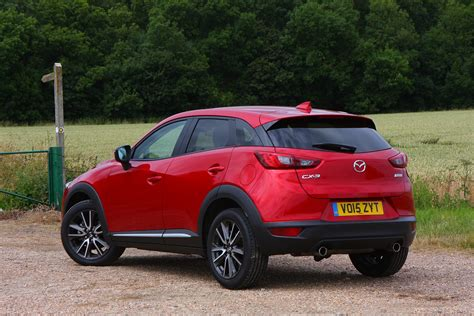 Mazda Cx 3 4x4 2015 Photos Parkers