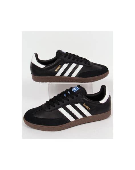 Kickers Gum Black adidas samba trainers black white gum adidas samba