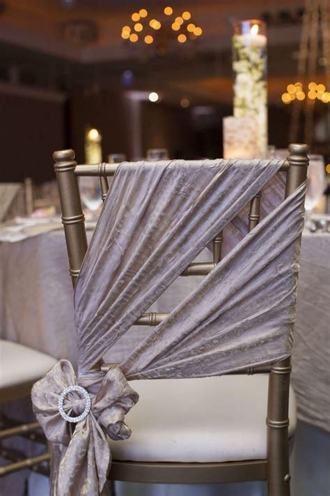 Venues & Decor   wedding   Wedding chair decorations