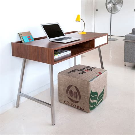 Small Desk Designs Sterling Office Desk Design With Wooden Textured Table Organizer Shelves And White Drawers