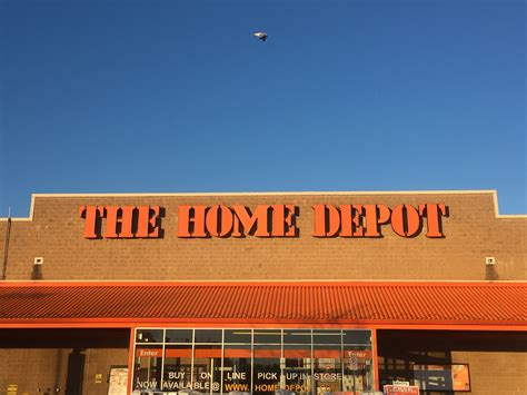 the home depot at 252 n custer road foto di the home depot