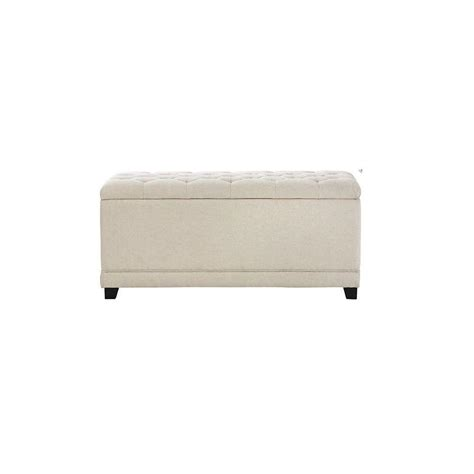 home decorators storage bench home decorators collection chambers 42 in w solid