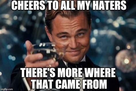 Memes For Haters - leonardo dicaprio memes
