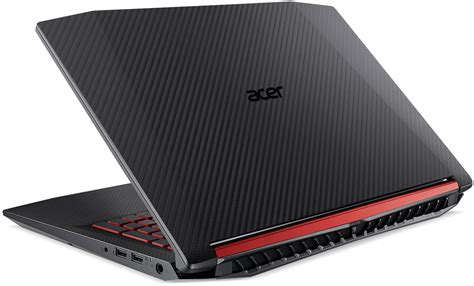 Laptop Acer Nitro acer unveils nitro 5 15 6 inch gaming laptop with amd ryzen mobile radeon rx560