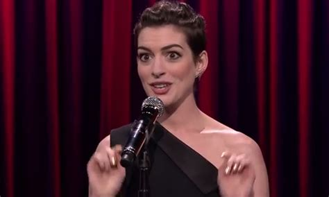 Hathaway Takes A Much Needed the tonight show you need to this of