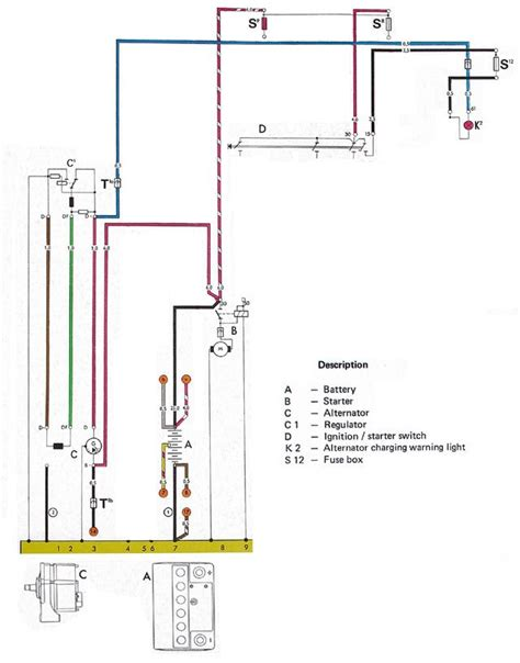 wiring diagram for massey ferguson 240 the wiring
