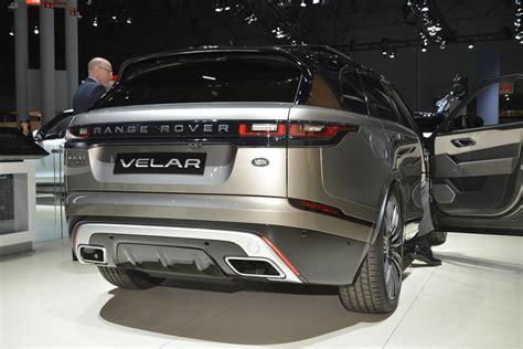 land rover velar for sale range rover velar convertible rendering looks like a