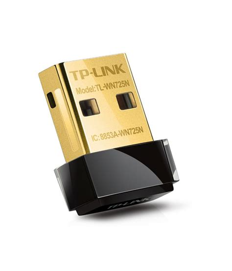 Wifi Adapter Tp Link tp link wireless nano adapter 725n 150mbps buy tp link
