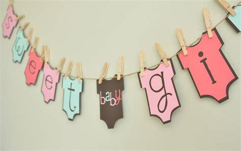 Baby Shower Banner Sayings Ideas baby onesie banner baby shower onesie theme baby