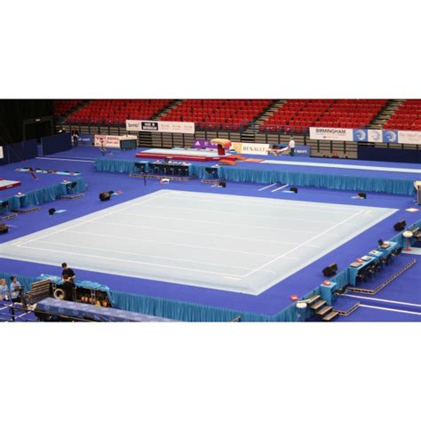 artistic gymnastics sprung floor fig approved floors