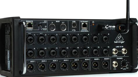 Behringer X Air Xr12 Xr 12 Mixer Audio behringer xr 18 rkhd
