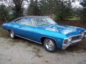 1967 chevrolet impala ss 2 door coupe 138769