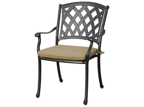 Target Outdoor Dining Chairs Darlee View Cast Aluminum Dining Set Dapcd Lawn