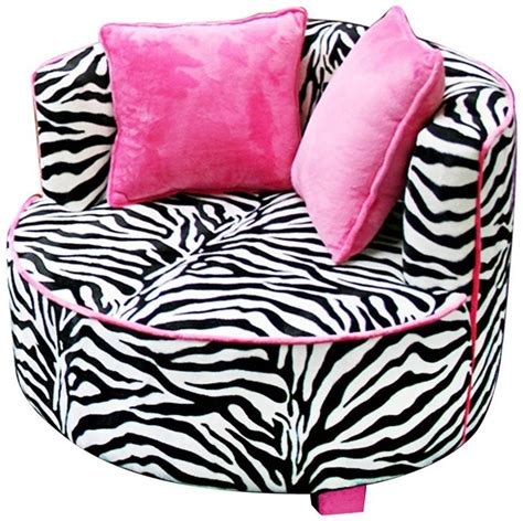 sofa chair for kids kids sofa chair and ottoman set zebra 28 images