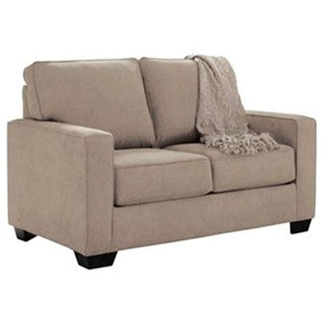 sofa twin sleeper signature design by ashley zeb twin sofa sleeper with