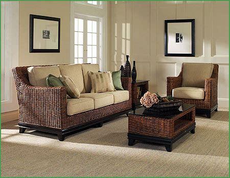 wicker living room set rattan living room chairs living room