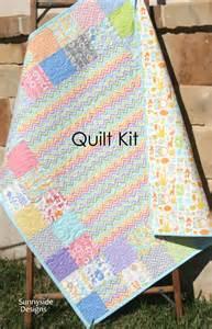 last one baby quilt kit bump to baby martin moda fabrics