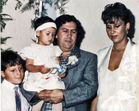pablo escobar daughter manuela the king of cocaine once torched 2 million to keep his