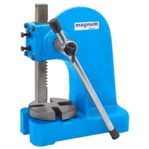 magnum  ton arbor press  kms tools equipment