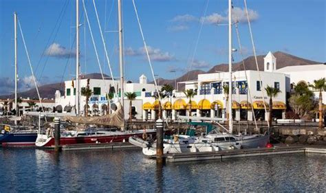 Volcanic Beach Rediscover Lanzarote Travel News Travel Express Co Uk