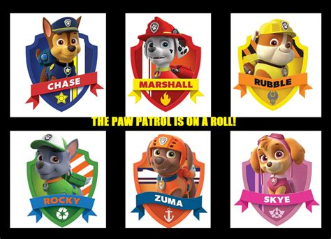 paw patrol names homer and cake cake ideas and designs