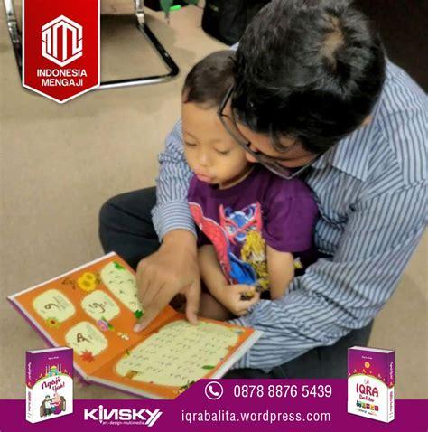 Buku Parenting Untuk Ibu Pendidikan Karakter Nabawiyah iqra balita buku iqra untuk balita jual iqra balita