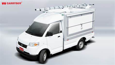 Suzuki Carry Boy Specialized Vehicles Solution Carryboy