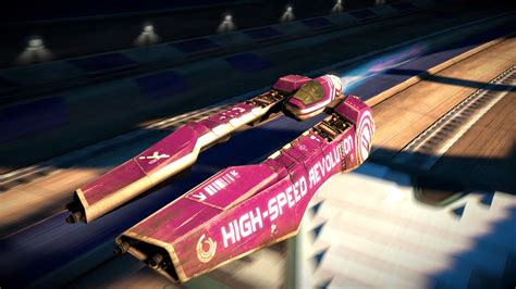 Wipeout Omega Collection Ps4 wipeout omega collection review i this isn t the end