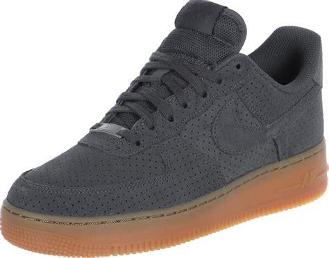 Nike Air Fprce 1 nike air 1 07 suede w schoenen grijs