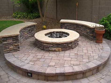 Firepit Designs 12 Pit Designs For Your Backyard Its Personality