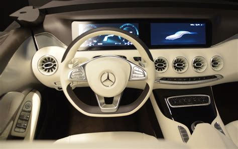 mercedes digital dashboard the dashboard of the s class coupe the gauges on the