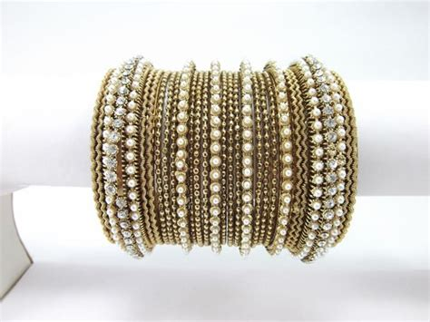 Bangles India Size L 24 buy gold cubic zirconia bangles and bracelets