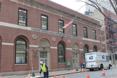 Chelsea Post Office by Historic Chelsea Post Office Up For Sale Usps Says