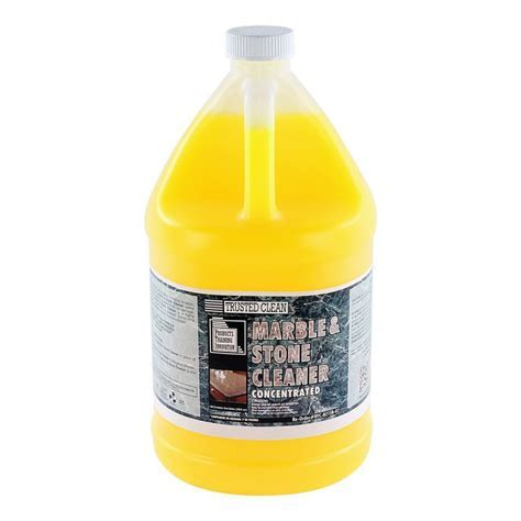 Marble & Stone Concentrated Floor Cleaner   2 Gallons