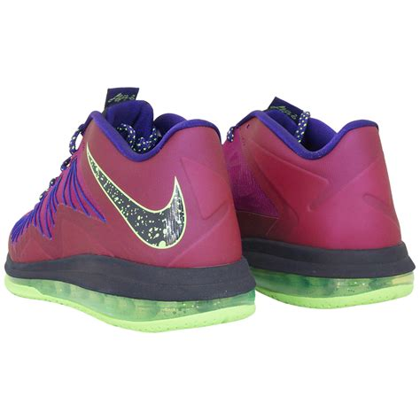 lebron low top basketball shoes nike air max lebron x low basketball shoes sneakers ebay