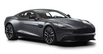 Aston Martin Biography Aston Martin Vanquish Overview
