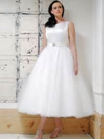 tea length plus size wedding dresses iris gown