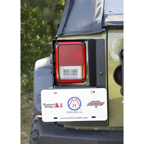 jeep jk corner guards jeep wrangler jk 4 door corner guards rugged ridge 11615 20