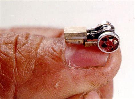 smallest motor world s smallest steam engine science engine