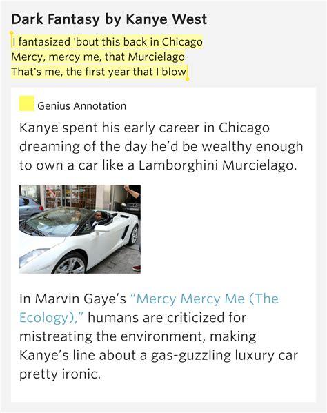 Kanye West Lamborghini Mercy Lyrics 1tbv1ndgm07h87dbr8wnoxuje Png