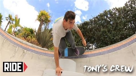 Tony Hawk Backyard by Tony Hawk Hawk The Flip Team Skate Tony S